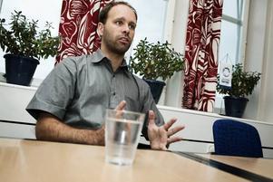 Tack vare Richard Faber och alla andra medarbetare på Gästrike Vatten har vi fräscht dricksvatten i kranen.