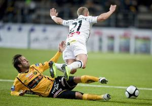 Elfsborgs Mathias Florén har haft en intensiv säsong och är sliten. Han vilade mot Häcken senast, men ska spela i returen mot Napoli på torsdag.