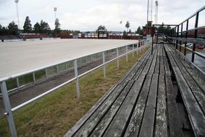Hällåsen Arena AB vill bygga en inomhusarena över den befintliga bandyplanen.