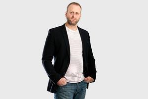 Marcus Melinder är nyhetschef på Tidningen Ångermanland.