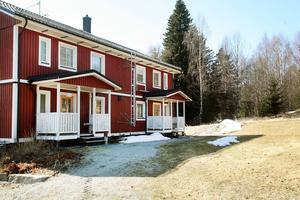 Bäckarängsgården står i dag oanvänd och var senast hvb-hem.