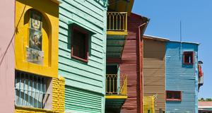Buenos Aires i Argentina, ett av tio länder som utsetts till etiskt korrekt resmål.