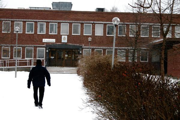 Polisen i Fagersta varnar för att ficktjuvar finns i Fagersta.