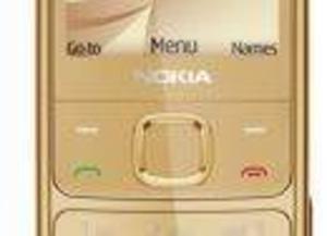Nokia förgyller 6700
