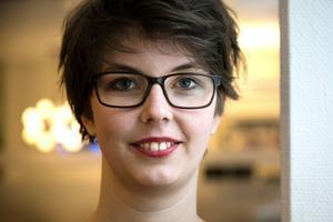 Isabell Gustafsson-Ny.