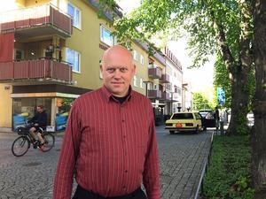 Martin Landhage är en av många som är engagerade i Arkitekturupproret.