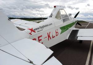 Västerdalarnas flygklubb är en av landets mest aktiva flygklubbar.