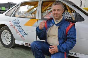 Peter Karlsson vann Klass 2 på söndagen i Röforsloppet. Därmed säkrade i praktiken Ljusdalsföraren sitt fjärde SM-guld i backe.