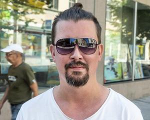 Mats Lundström, 39 år, kock, Sundsvall