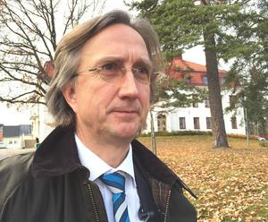 Advokat Mikael Stenman.