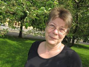 Ann Nilsén har samlat på sig historier om folktro i Gästrikland under lång tid. Bild: Elizabeth Forsmark