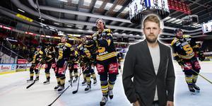 Andreas Hanson om SSK:s lyft efter två raka segrar. Foto: Bildbyrån