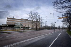 Rakt över Östra Bangatan kommer Klöverns satsning Örebro Entré att synas om några år.
