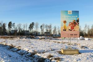 Malmen är namnet på den andra bostadsetappen på Gäddeholm. Det ligger nära Herrgårdsängen, den första etappen, där 150 småhus redan är klara. Kommunens plan är att det ska bli 5 000 bostäder på lång sikt.