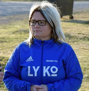 Helena Windahl, Dala-Järna IK-veteran.