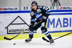 Adam Byström Johansson ansluter till Borlänge Hockey. Bild: Fredrik Karlsson/Bildbyrån