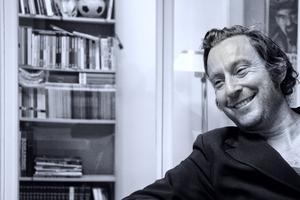 Författaren Jonas Berg. Pressbild