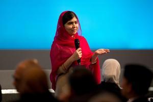 Malala Yousafzai.Bild: Matt Dunham