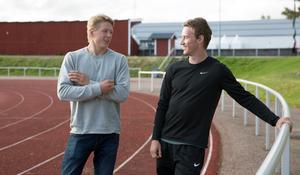 Både Emil Uhlin och Andreas Gustafsson tävlar i Uppsala i helgen.