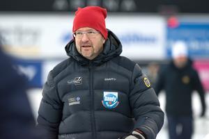 Borlänges tränare Jocke Nyström har nog en del att fundera på inför framtiden.