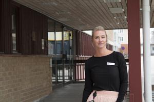 Verksamhetschef Anna Höglund ser positivt på det nya systemet Lättakuten.