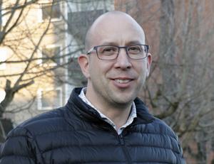 Magnus Andersson, Kommunstyrelsens ordförande i Hallsberg.