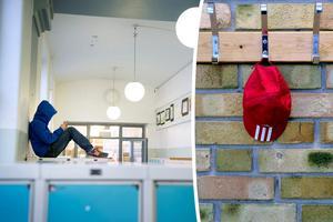 Bra lärare ska se till att elever inte behöver gömma sig under en huva eller keps, menar Pascal Brisson. BIld: Jessica Gow/TT / Janerik Henriksson/TT