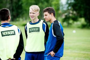Christer Lipovac (till höger).