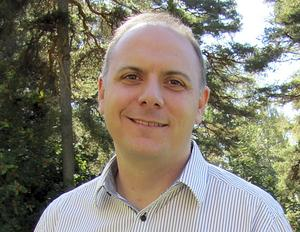 Fredrik Jarl (C) är Gagnefs nya kommunalråd.
