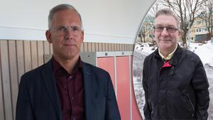 Henrik Junno vill bli skolchef i Surahammars kommun.