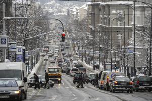 Att Kina vill förbättra trafiken i Belgrad borde få varningslamporna i EU att lysa rött. Foto: Leif R Jansson/SCANPIX.