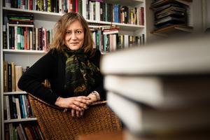 Annina Rabe är kulturskribent och författare. Foto: Anders G Warne