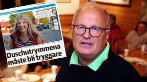 Ånges kommunalråd Sten-Ove Danielsson (S) välkomnar påstötningen och lovar lyfta frågan.