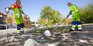 Daglig verksamhet kan vara enklare jobb inom till exempel parkarbete och det statliga bidraget var tänkt att användas för att höja ersättningen till deltagarna, skriver Kristdemokraterna i sin interpellation. (bilden tagen i ett annat sammanhang, Foto: Drago Prvulovic, TT)