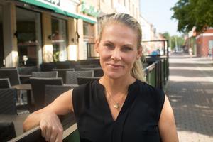 Maria Bergström är projektledare för Handlingskraft Sala.