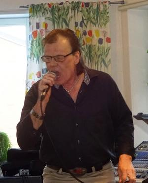 Ronnie Sahlén. Bild: Kjell Larsson.
