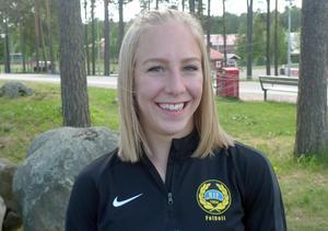 Karlee Pedersen har varit i Kornäs sedan försäsongen.