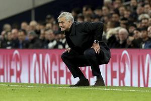 Jose Mourinho, Tottenhams manager, har studerat på samma universitet och var en bidragande orsak till Vitor Gazimbas karriärval.
