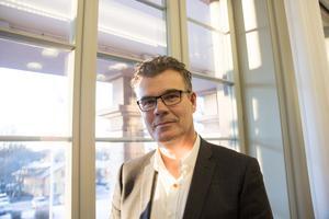 Göran Björkman, chef för Sandvik Materials Technology (SMT).