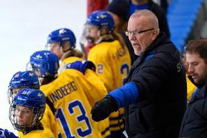 47 år efter sin coachdebut är Leif Boork på väg att lämna sin tränarbänk.Bild: Carl Sandin/Bildbyrån