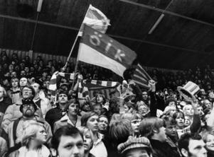 ÖIK-klacken 1980. Foto: Lennart Almqvist/NA