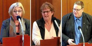 Sverigedemokraterna Milada Wurm, Marita Ljus och Jonas Larsson skriver en insändare om kommunens misslyckande i upphandlingen av matavfall till biogasanläggningen.