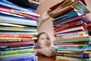 Barn som läser eller blir lästa för kan betydligt fler ord än andra barn. Och kunskap är makt.