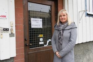 Trots att föreningens kassör tidigare har sagt att de tvingas lägga ner eftersom de inte får tag på tillräckligt många som vill jobba ideellt fick Marie Persson höra att de inte behövde någon hjälp när hon erbjöd sig.