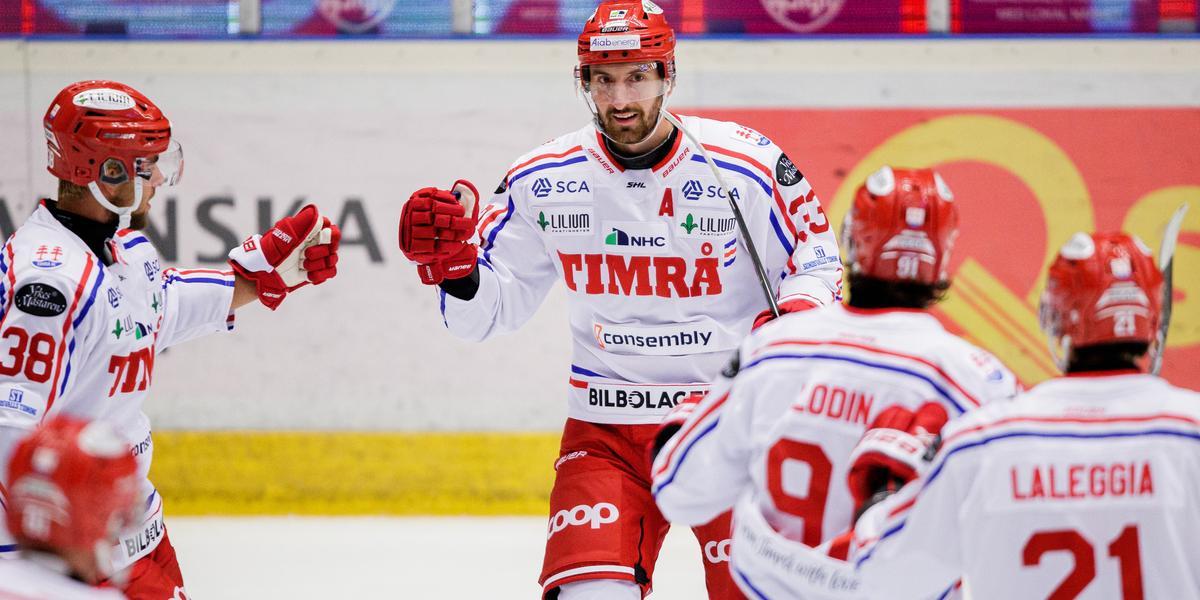 Timrå IK vann mot Brynäs – så var matchen minut för minut