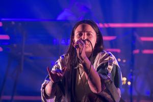 Miriam Bryant bjöd Östersundspubliken på svensk pop när den är som allra bäst.