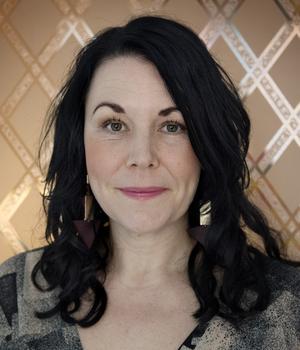 Maria Sveland som vi känner igen henne. Arkivfoto: Jessica Gow / TT