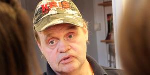 Billy Nilsson, ordförande i Kris Gävle, stal redan som femåring pengar ur sin mammas portmonnä.