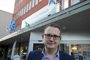 HR-chef, tidigare personalchef,  Mikael Gidlöf i Kramfors kommun