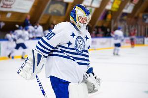 Janne Juvonen är ny för säsongen i Leksand. Foto: Michael Erichsen/Bildbyrån